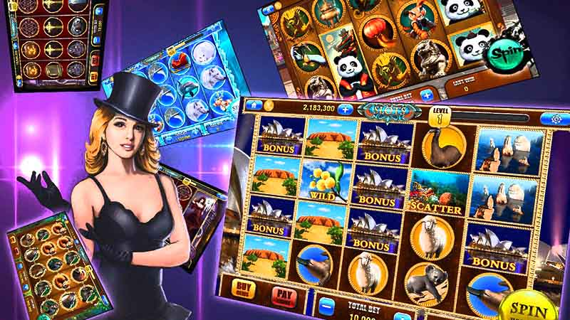 Free Online Slots Play Online Casino Games